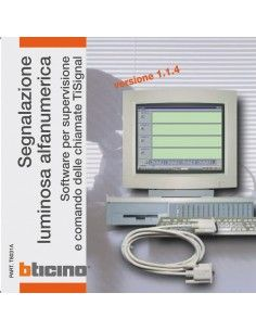 BTicino 392024 - software TiSignal