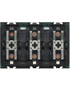 BTicino H4652/3 Axolute - comando carichi singoli o doppi 3M