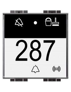 BTicino LN4651 LivingLight - lettore badge RFID e comando 3 funzioni