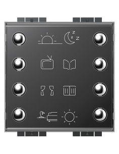 BTicino LN4652 LivingLight - comando 8 pulsanti