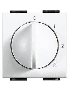 LivingLight Bianco - commutatore rotativo