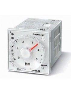 Finder 88.02.0.230.0002 -temporizzatore multifunzione 24/230V AC/DC
