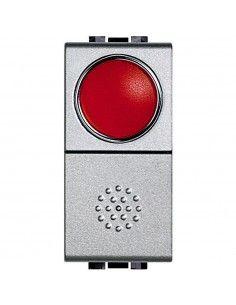LivingLight Tech - pulsante con portalampada