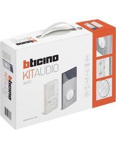 BTicino 361511 - kit audio monofamiliare LINEA 3000 - CLASSE 100A12B
