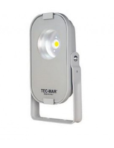 TEC-MAR 8029PR4050GL - proiettore LORDINO 50W 4000K