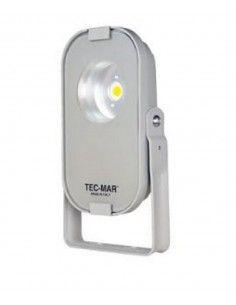 TEC-MAR 8029PR5050GL - proiettore LORDINO 50W 5000K