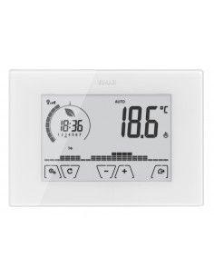 Vimar 02907 - termostato da parete bianco touch Wi-Fi