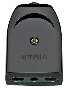 Vimar 00223 - presa 16A assiale nero
