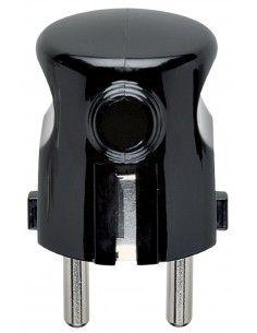Vimar 00241 - spina 16A piatta nero