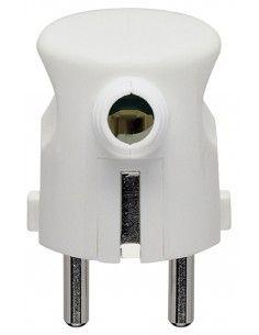 Vimar 00241.B - spina 16A piatta bianco