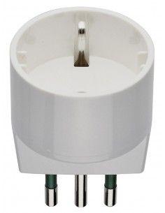 Vimar 00302.B - adattatore S11 + P30 nero