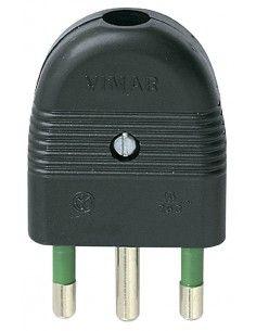 Vimar 01026 - presa 16A assiale nero