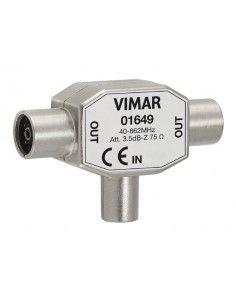 Vimar 01649 - adattatore multiplo TV