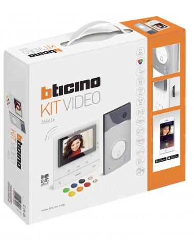 BTicino 364614 - kit video...