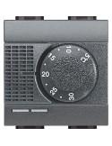 LivingLight Antracite - termostato ambiente
