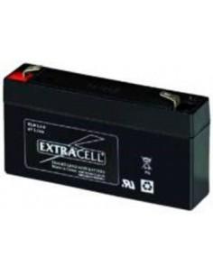 Elcart 30/04500 - batteria 6V 1.3Ah