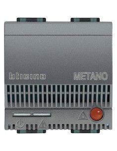 LivingLight Antracite - rivelatore gas METANO