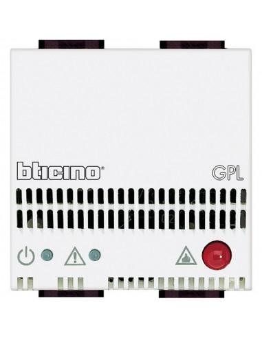 LivingLight Bianco - rivelatore gas GPL