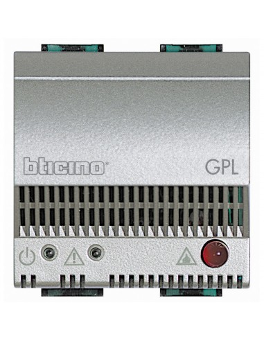 LivingLight Tech - rivelatore gas GPL