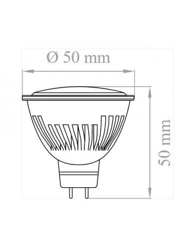 Lampo DIKLED7W12VBC - lampada LED...