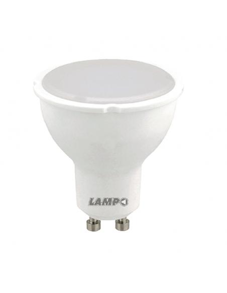 Lampo DIKLED7WE230BC - lampada LED GU10 7W 3000K