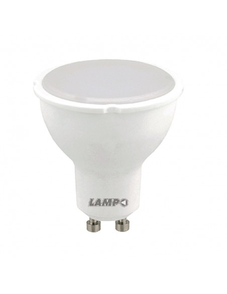 Lampo DIKLED7WE230BF - lampada LED GU10 7W 6400K