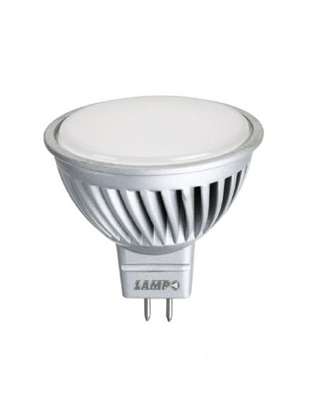 Lampo DIKLED7W12VBC - lampada LED GU10 7W 3000K