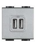 LivingLight Tech - caricatore USB doppio