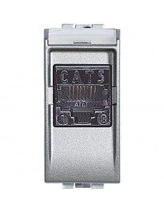 LivingLight Tech - connettore per trasmissione dati RJ45 cat. 6