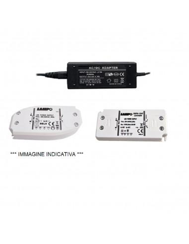 Lampo LS24/100W - converter 100W 24V
