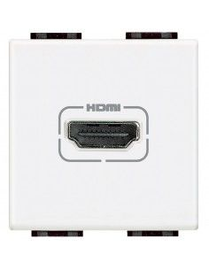 LivingLight Bianco - connettore HDMI