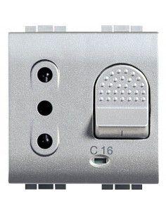 BTicino NT4311/16 LivingLight - presa interbloccata 16A