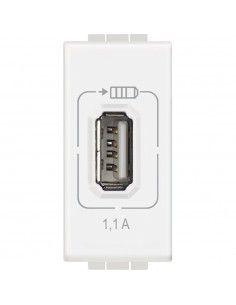 BTicino N4285C1 LivingLight - caricatore USB