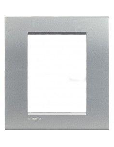 BTicino LNA4826TE LivingLight - placca 3+3 moduli tech